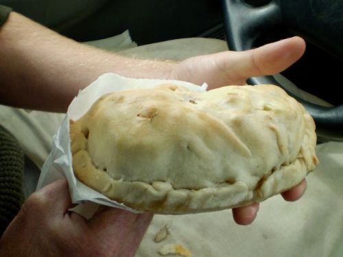 the pasty