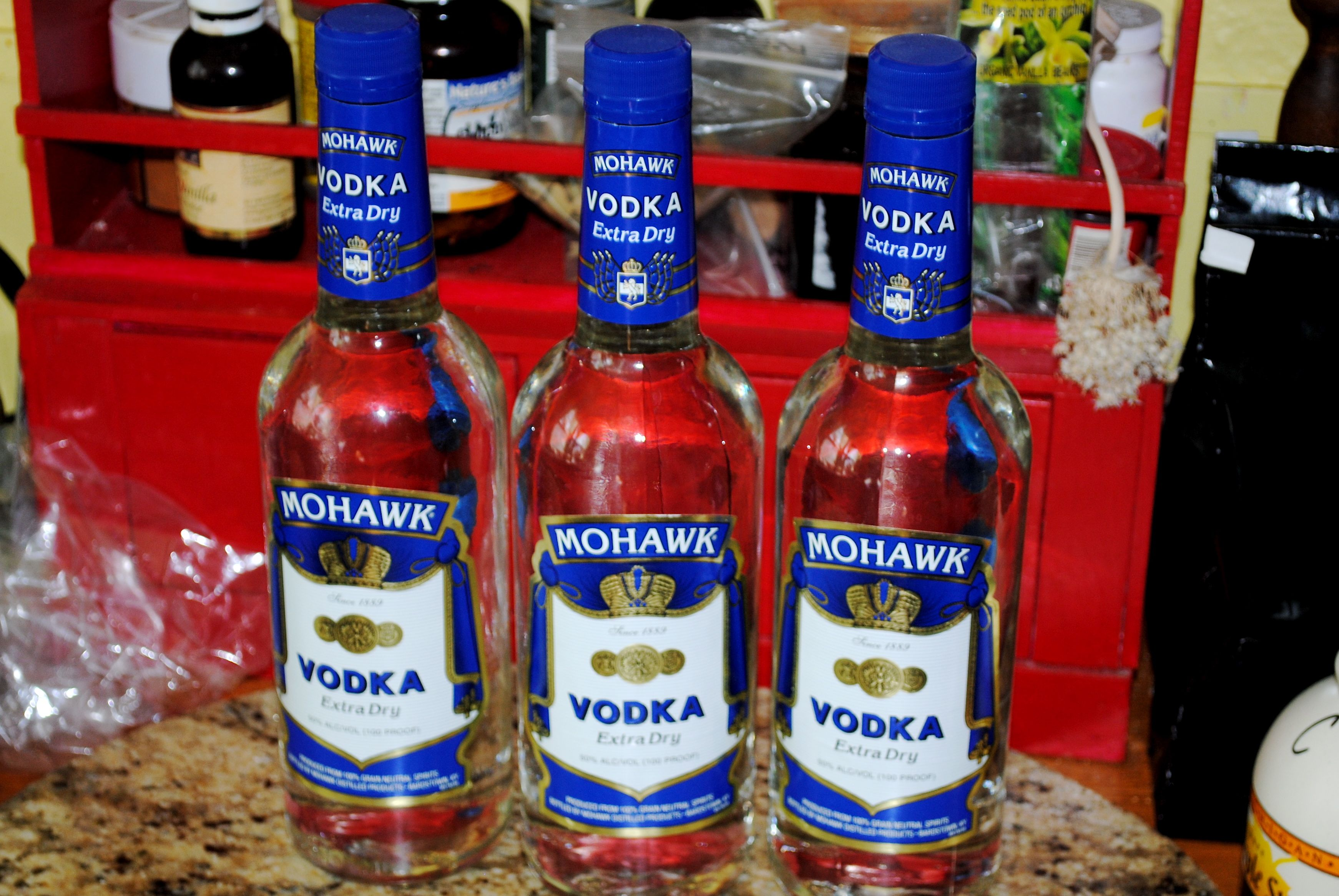 Vodka 100 Use 100 Proof Vodka – And