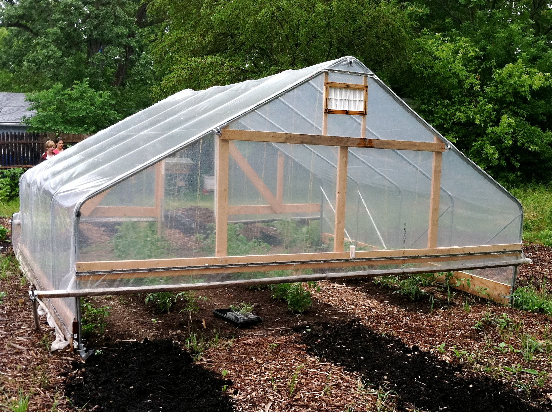 Build Pvc Greenhouse Shelf Plans DIY chair building designs