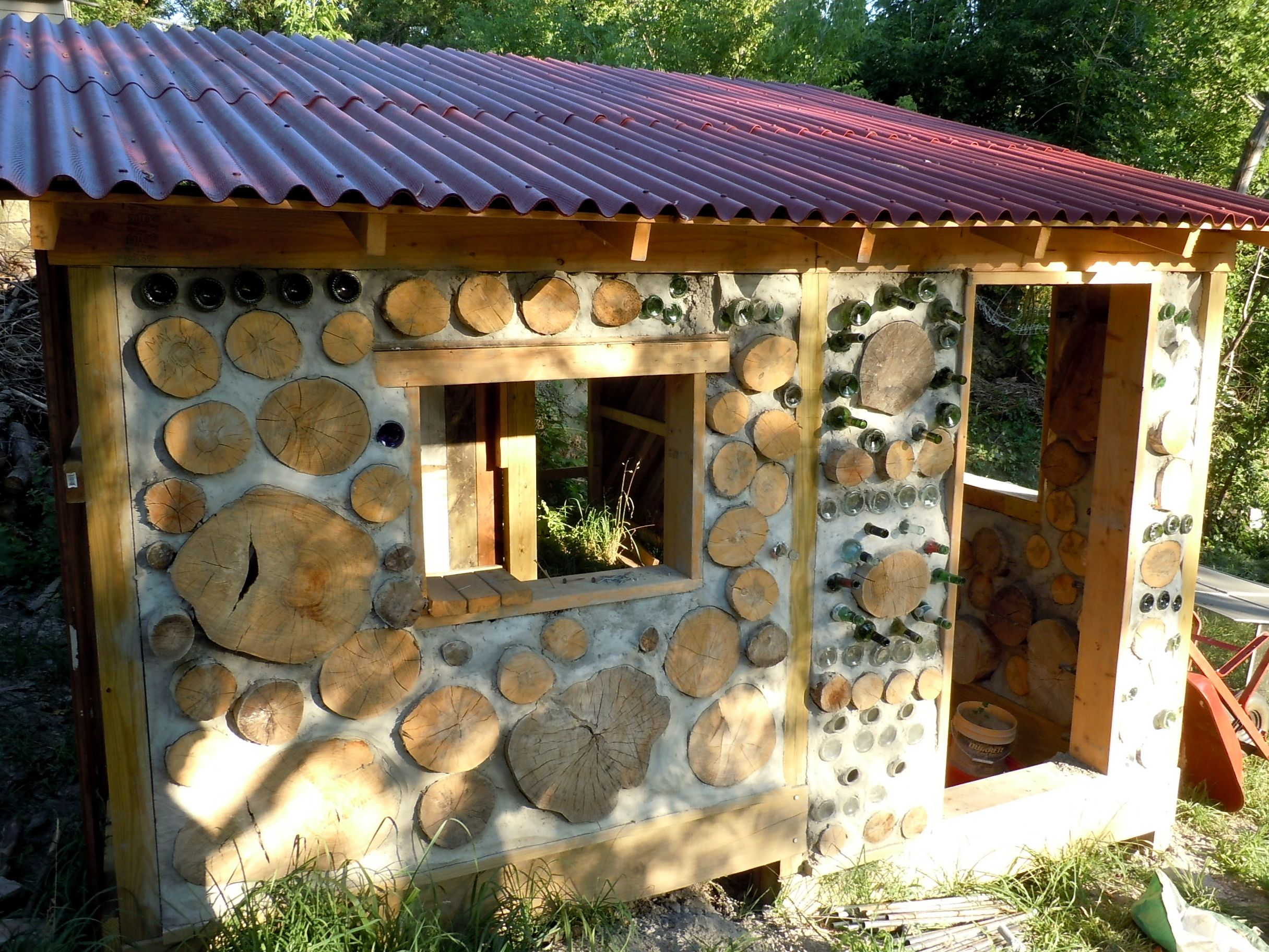 301 moved permanently for Cordwood shed